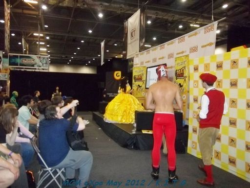 Mcm Expo Stands For : Mcm expo may