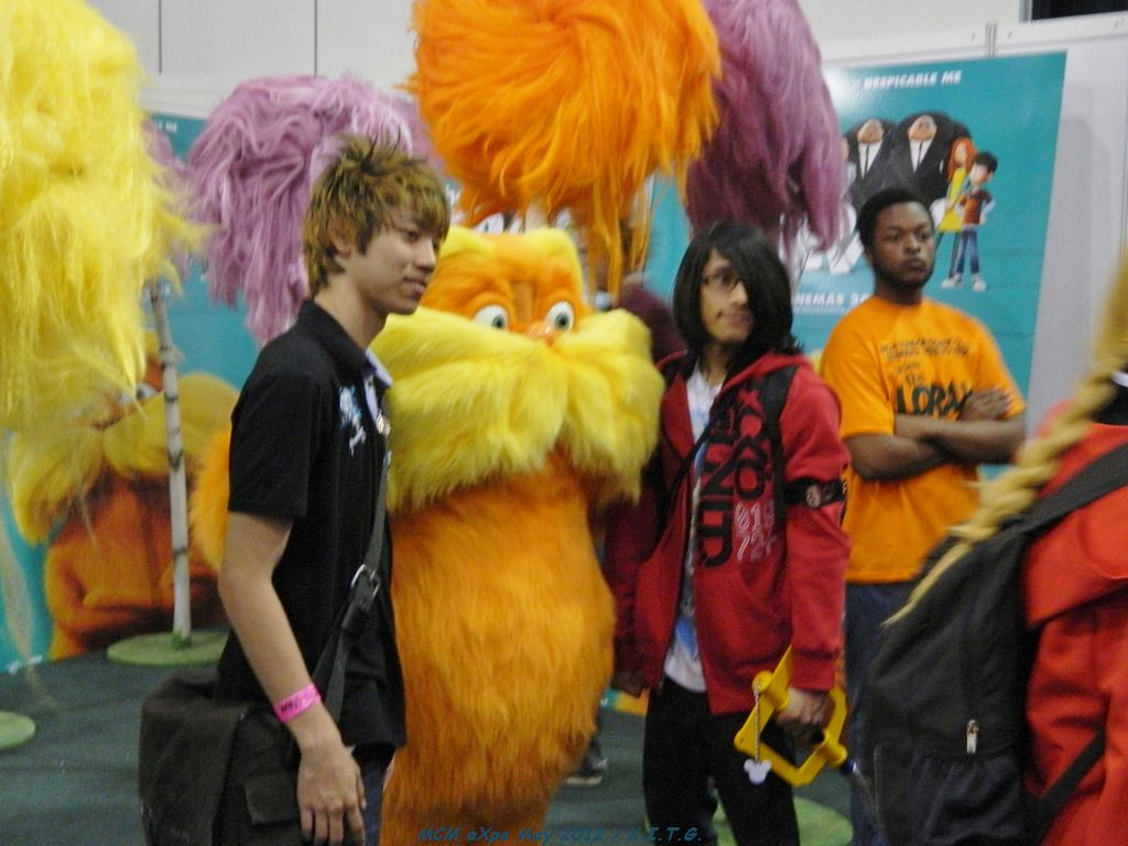 The Lorax from Universal