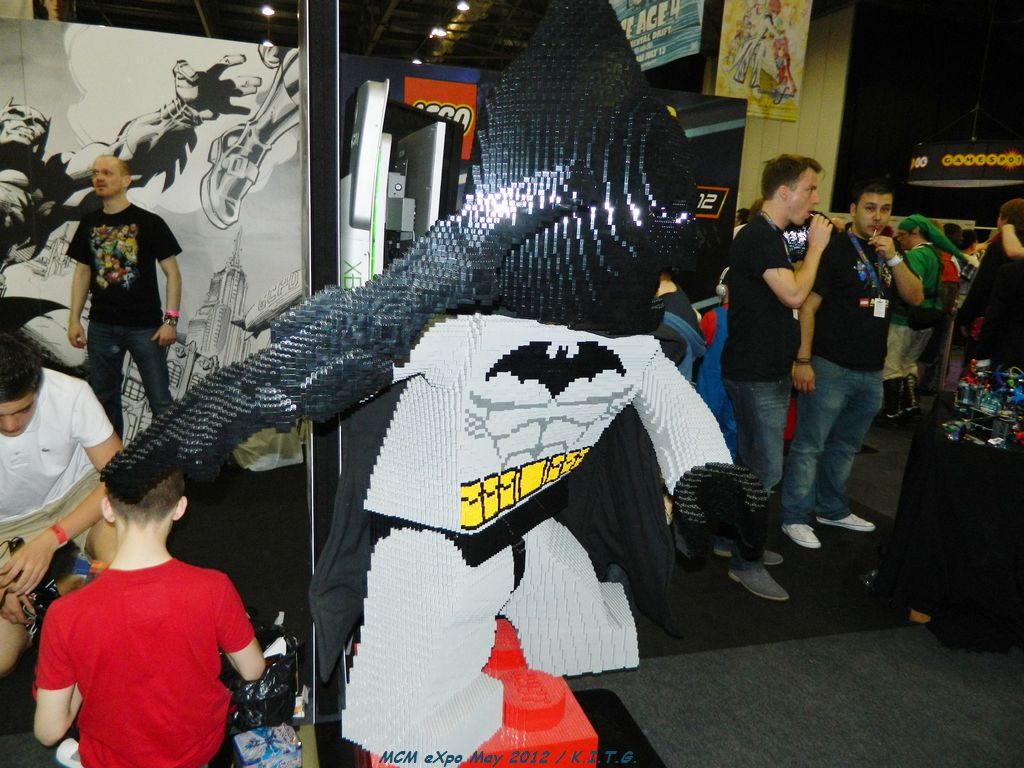 Crazy LEGO Batman