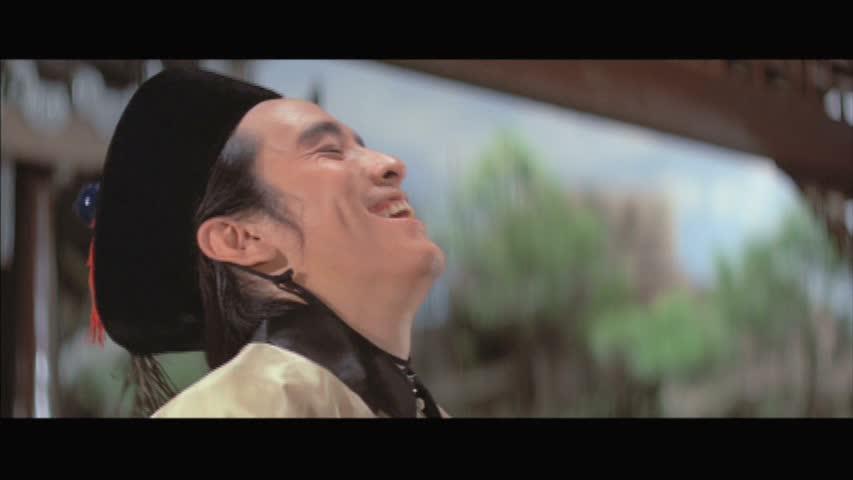 Chang Wen Hsiang playing it cool