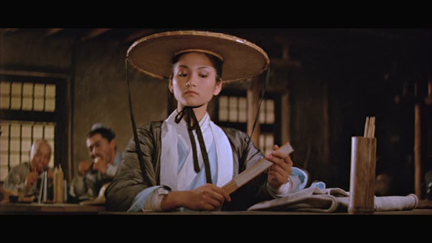 Cheng Pei Pei as Golden Swallow