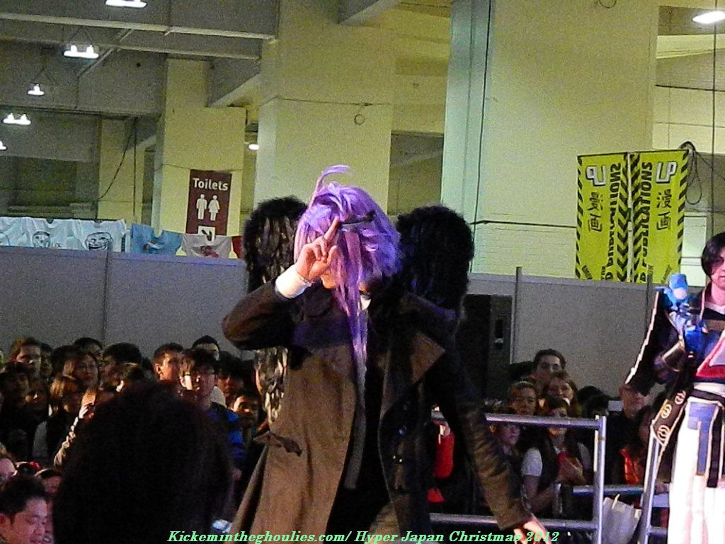 Cosplay Stage