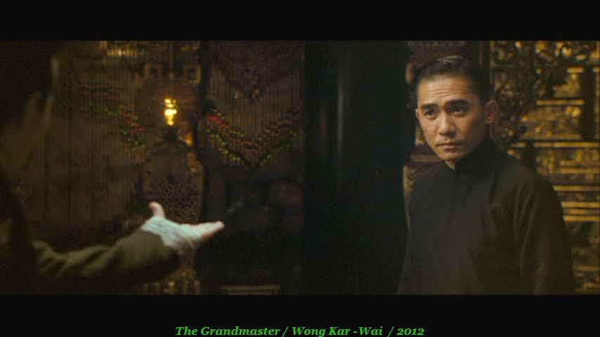 Ip Man waits