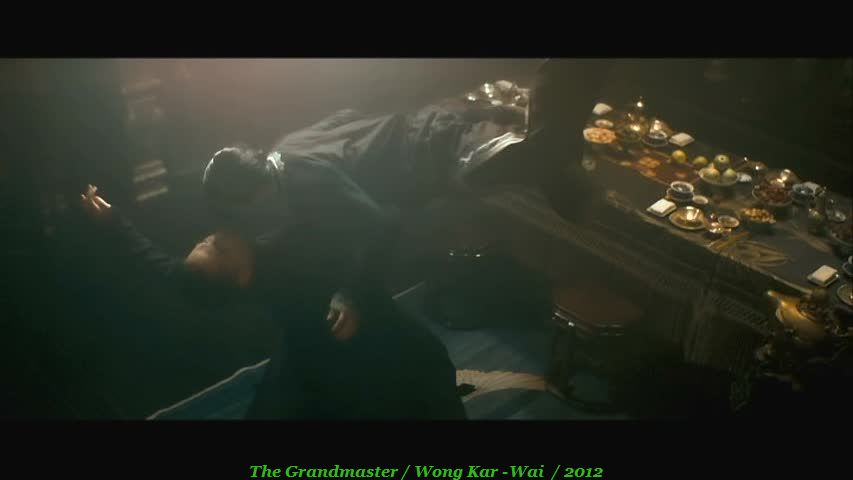 Gong Er and Ip Man
