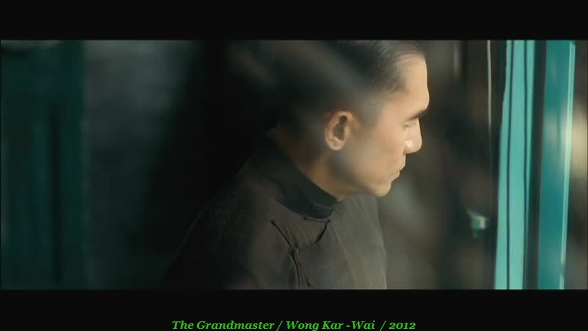 Wong Kar Wai's camera work encapsulates