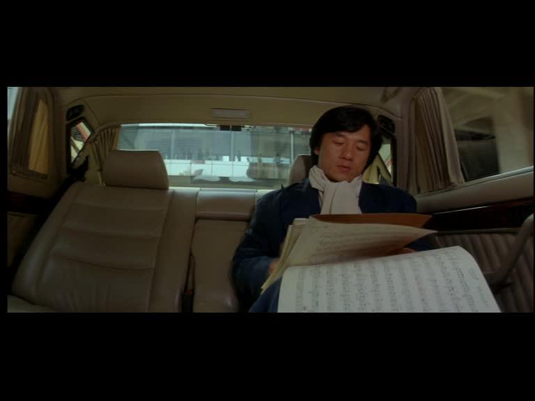 Jackie Chan as John Ma